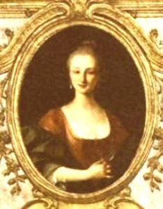 Lucìda Mansi ritratto