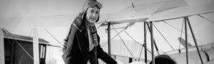 Maude Lores Bonney aviatrice
