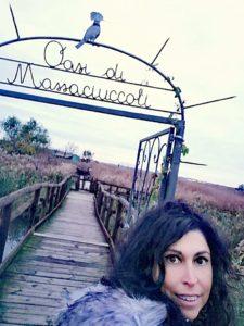 Oasi Lipu Massaciuccoli, ingresso