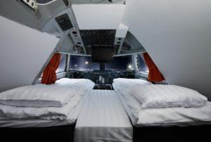 Hotel più strani del mondo, Suite Jumbo Stay di Stoccolma