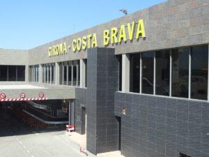 Come arrivare da Girona Aeroporto a Barcellona, aeroporto Girona