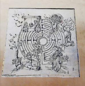 Casoli i, il labirinto