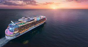 Royal Carribean sospende crociere, la nave Wonder of the sea