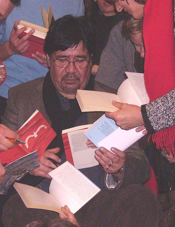 Luis Sepúlveda, scrittore