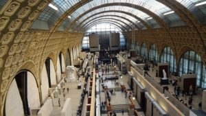 Museo d'Orsey Parigi, tra i 5 i migliori musei di Parigi