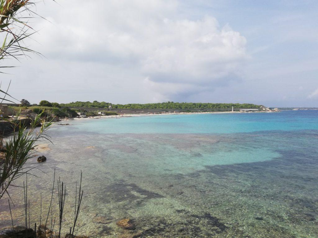 Isola di Pianosa, Spiaggia della Giovanna