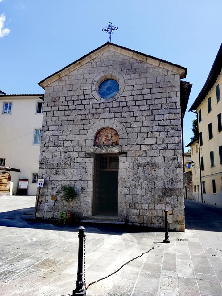Camaiore, Chiesa di Sana Michele arcangelo