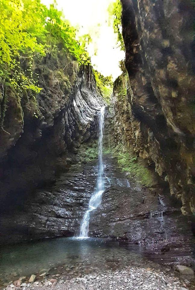 Cascata della Colombara