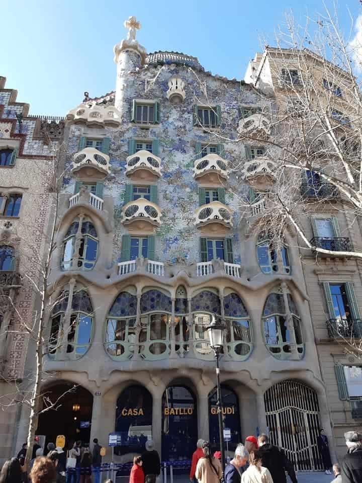 Cosa vedere a Barcellona, Casa Batllò