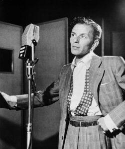 Frank Sinatra interprete di My way