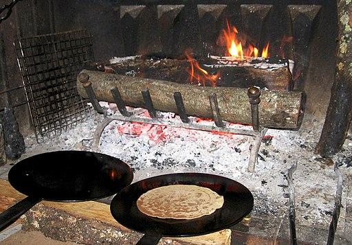 Cottura dei cian nei testi di ferro