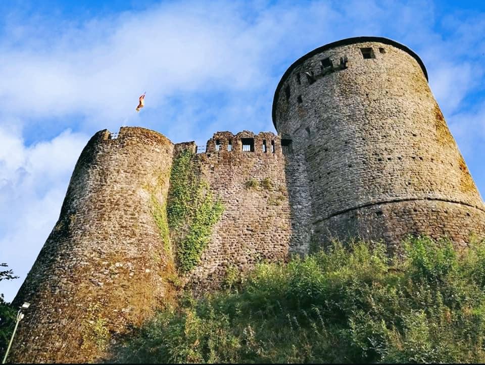 Pontremoli, torri del castello del Piagnaro