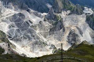 Cosa vedere a Massa Carrara, le cave di marmo di Carrara