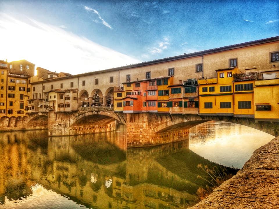 Firenze, il Ponte Vecchio