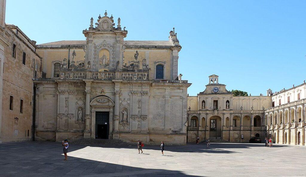 Piazza Duomo di Lecce