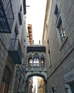 Ponte del Bisbe Barcellona