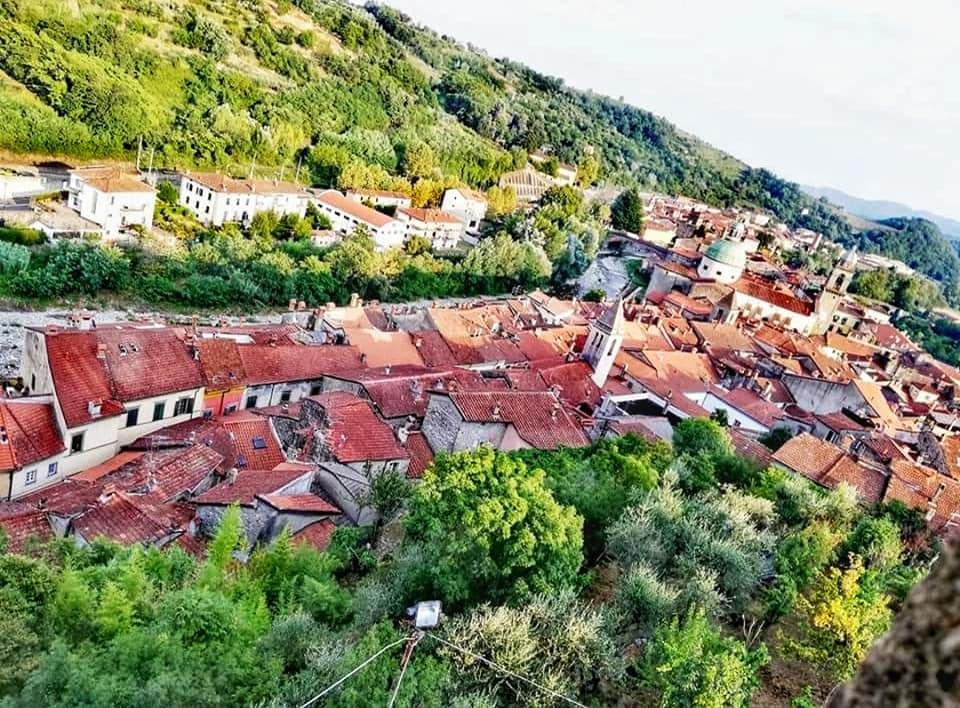 Cosa vedere a Massa Carrara, la bella Pontremoli, vista dal castello