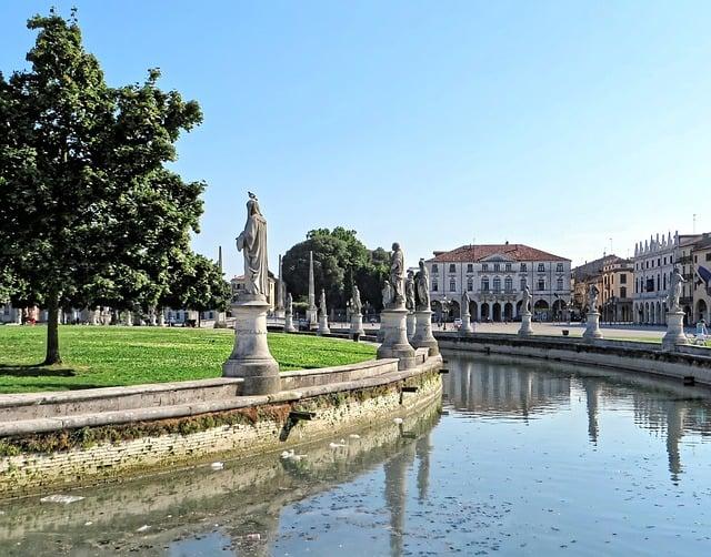 Piazze più belle d'Italia, Prato della Valle, Padova