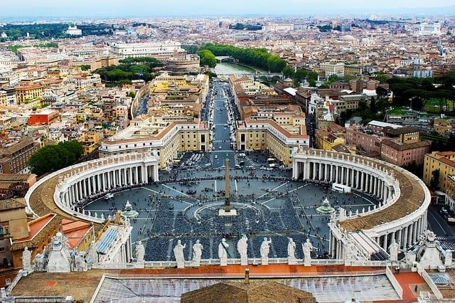Piazza San Pietro, Città del Vaticano