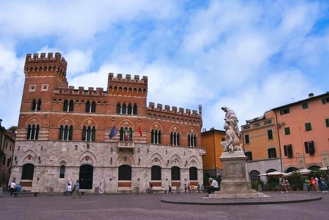 Grosseto piazza