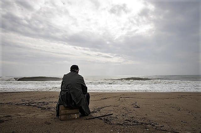 Frasi sulla solitudine, solitudine sul mare