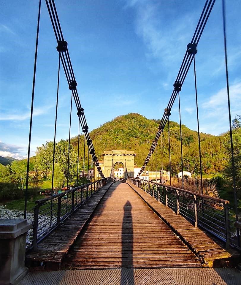 Ponte delle Catene, Fornoli, Lucca