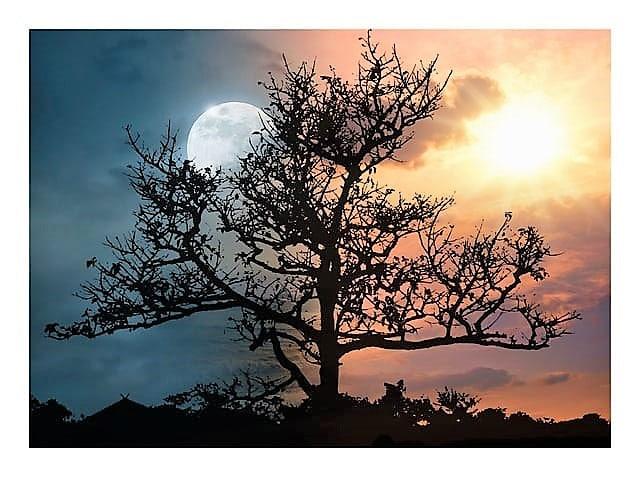 Solstizio d'estate e Luna piena giugno